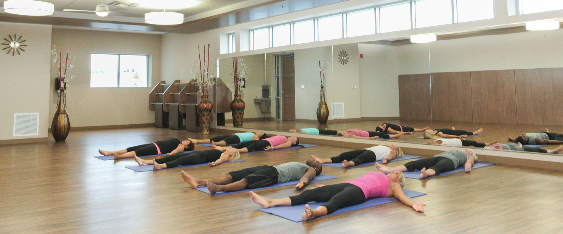 Movati Athletic Brantford - Yoga Studio
