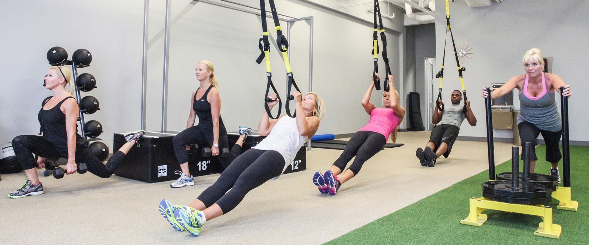 Movati Athletic Brantford - New Functional Training Area