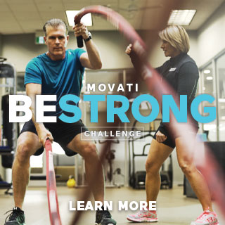 Movati Be Strong Challenge