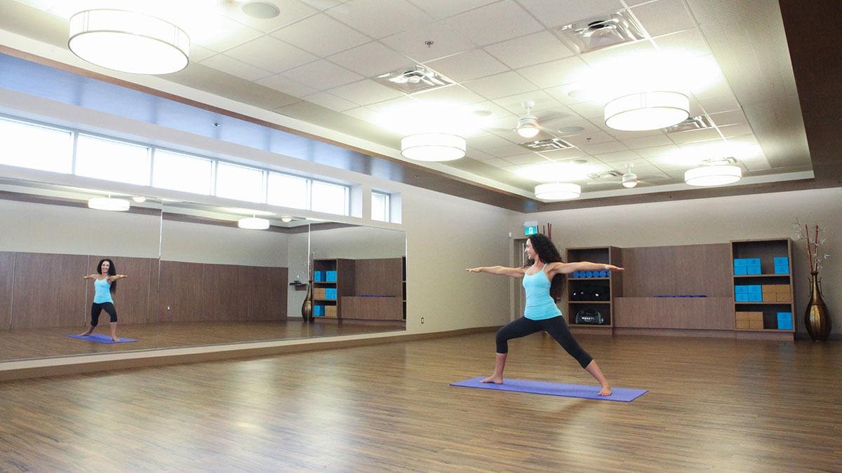 Movati Athletic Brantford Yoga