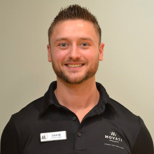 Movati Athletic Nepean - Personal Trainer - Dakin D