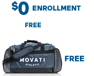 Happy New You! Join for $0 Enrollment and 3 Free Personal Training Sessions