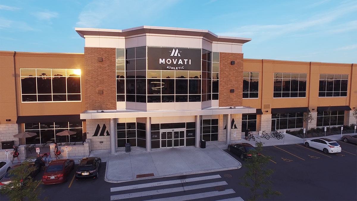 Movati Athletic - Exterior - Day