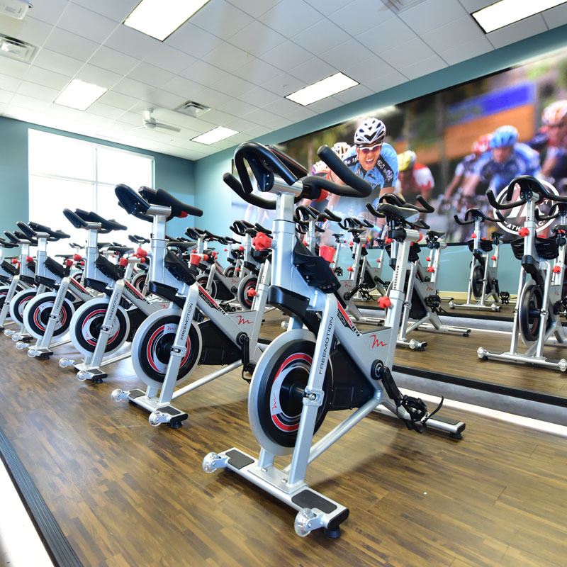 Movati Athletic - Cycling Classes